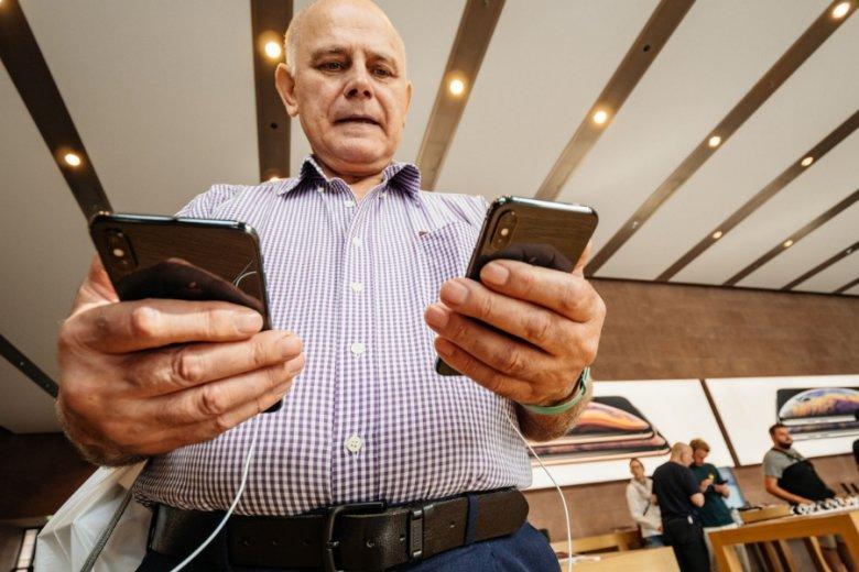 Z nieznanych przyczyn wielu właścicieli telefonów iPhone zostało odciętych od usług firmy takich jak iCloud czy Apple Music.