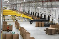 Centra logistyczne Amazona szukają kolejnych pracowników