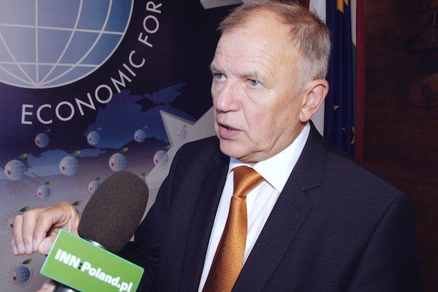 Komisarz UE ds zdrowia i bezpieczeństwa żywności, Vytenis Andriuakatis.
