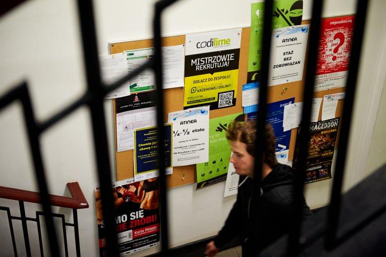 Praca w dowolnym wymiarze czasowym czeka na studenta nawet pierwszego roku
