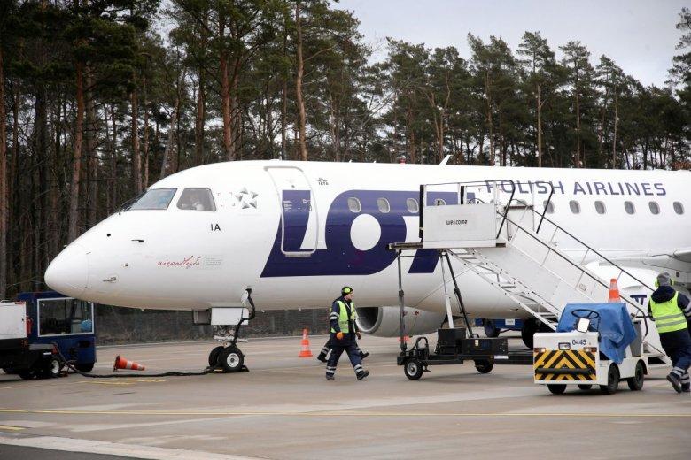 LOT planuje otworzyć połączenie z Wilna do Londynu