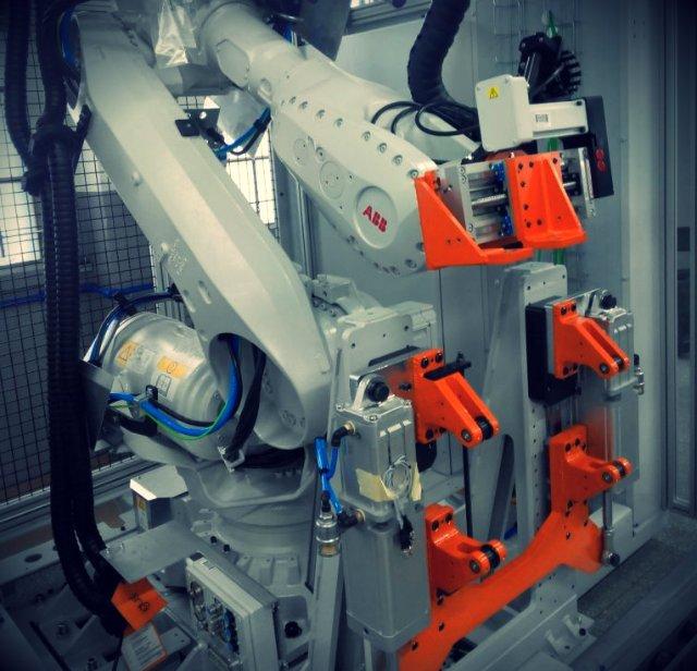 Maszyna do produkcji samochodów zaprojektowana przez Control Solutions