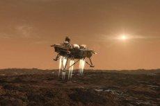 Polska misja na orbitę Marsa planowana jest na 2022 r.