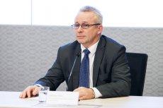 Zdzisław Sokal, szef Bankowego Funduszu Gwarancyjnego.