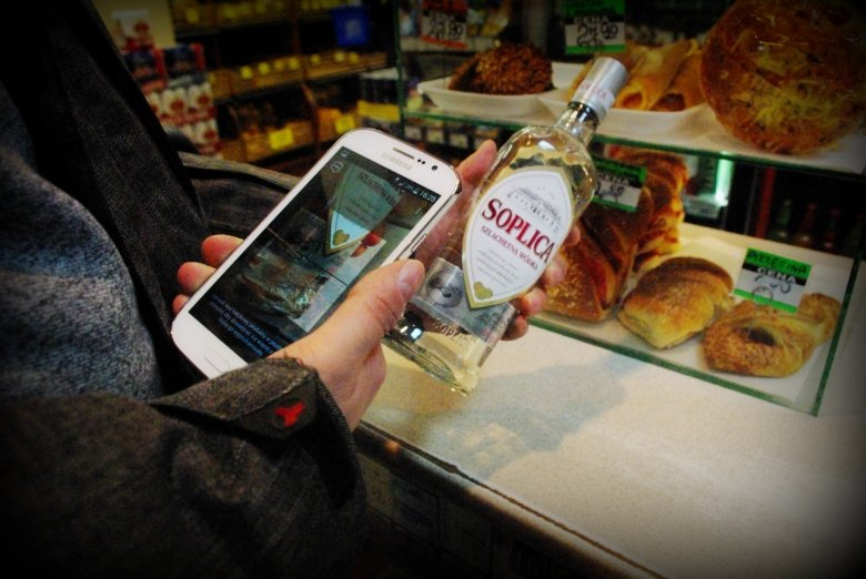 Nawet polska wódka nie jest już polska