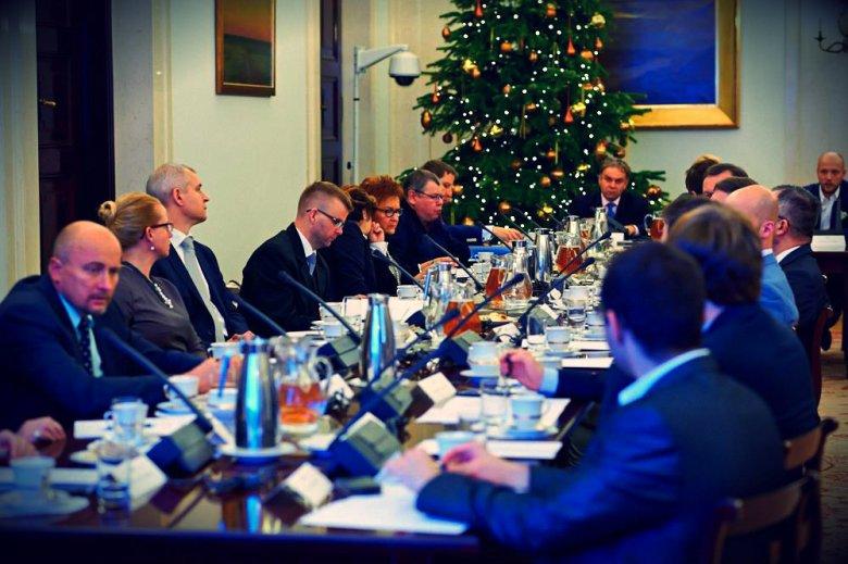 W grudniu w Pałacu Prezydenckim została zorganizowana debata o innowacjach