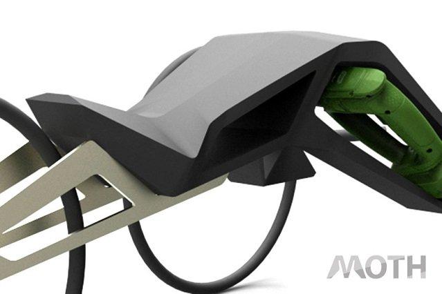 Projekt pojazdu MOTH.