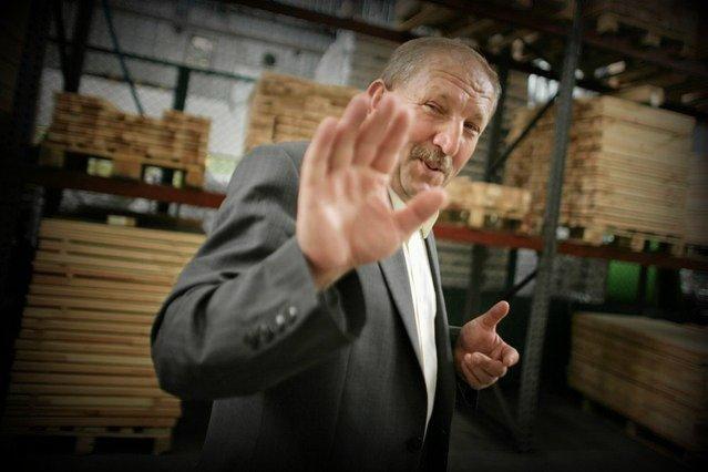 Ryszard Florek, właścicel firmy FAKRO, w której każdego roku powstaje ponad pół miliona okien dachowych, a szacowane przychody to ok 1,2 mld rocznie