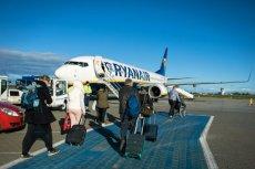 Do tej pory pasażerowie linii lotniczych Ryanair mogli wnieść na pokład samolotu dwa bagaże podręczne. Te przypisy zostaną jednak za chwilę zniesione