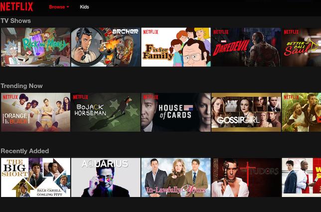 Zasób Netflixa będzie dostępny również dla tych, którzy posiadają telewizjękablową.