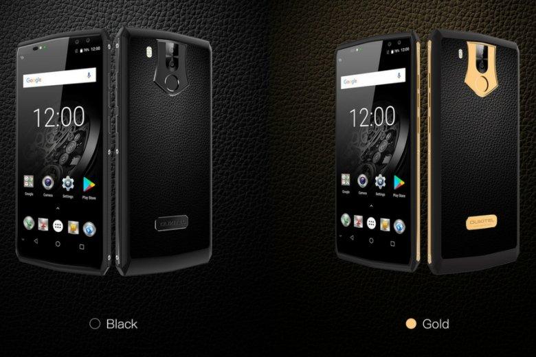 Telefon jest dostępny w dwóch wersjach wykończenia.