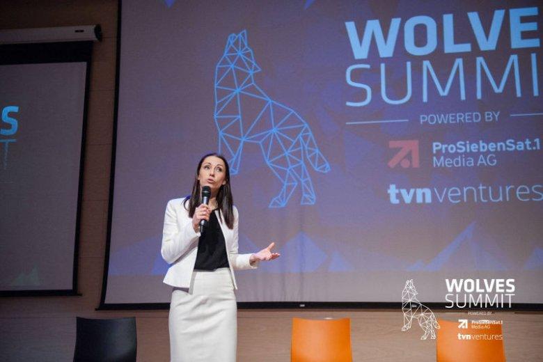 Barbara Piasek jest jedną z organizatorek konferencji Wolves Summit.