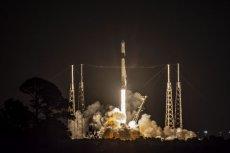 Start rakiety Falcon 9 z misją CRS-20.