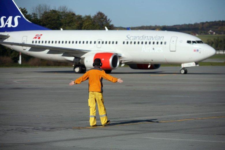 Strajk pilotów linii SAS właśnie się zakończył