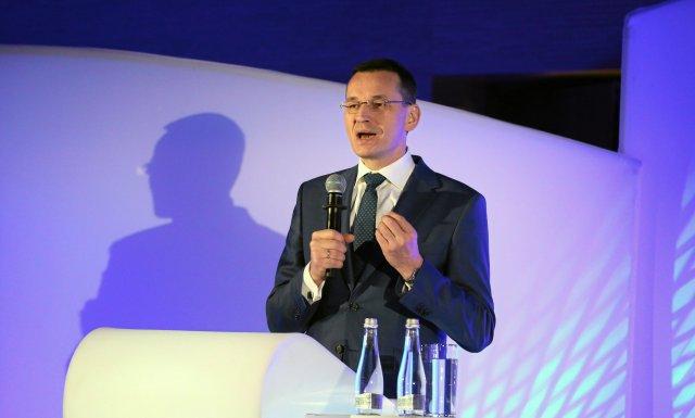 Mateusz Morawiecki chwali się tym, jak skutecznie ściąga podatek VAT