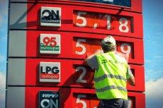 Koniec niskich cen paliw