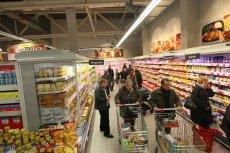 Sieci dyskontowe mają już trzecią część rynku handlu w Polsce, choć liczą sobie w sumie zaledwie 4000 sklepów.