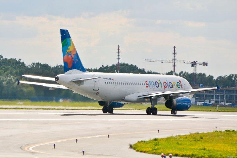 Linie Small Planet Airlines Poland znikają z polskiego rynku lotniczego.