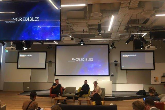 Program InCredibles jest realizowany we współpracy z Campus Warsaw i Fundacją Startup Poland.