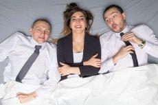 """Artur, Maja i Sylwester. Większa część agencji """"Leżę i pracuję"""", dającej pracę osobom niepełnosprawnym"""