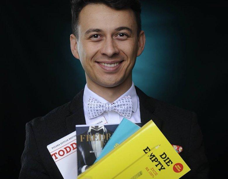 Marcin Osman wydawca www.osmpower.pl