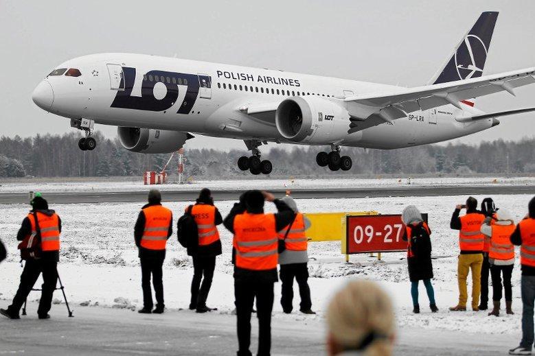 LOT to najcichszy przewoźnik, jaki korzysta z londyńskiego lotniska Heathrow