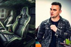 Damian Skotnicki, założyciel Carlex Design