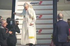 Papież Franciszek rozpoczął swoją wizytę w Irlandii