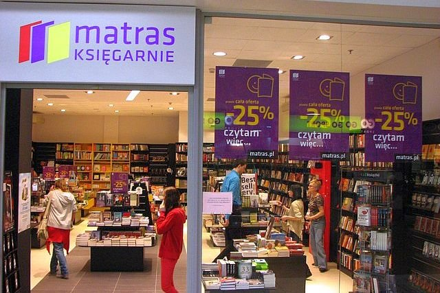 Księgarnia Matras