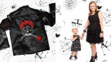 """Mia Rock to marka ubranek dla dzieci """"z pazurem"""". Jej właścicielka i autorka - Katarzyna Żur - to rockowa mama/prawnik."""