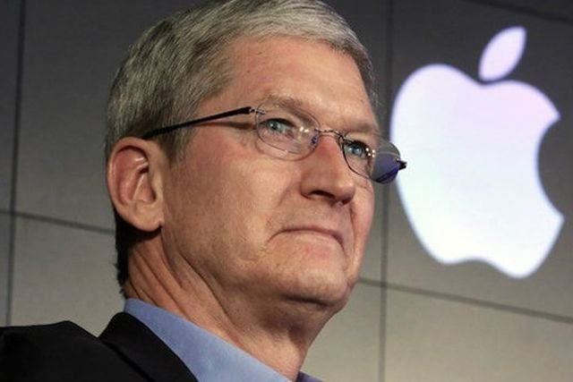 Tim Cook, szef Apple