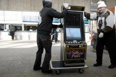 Automaty do gry zniknęły. Ale wrócą w jeszcze większej liczbie.