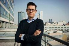 Przemysław Gacek, prezes grupy Pracuj.pl