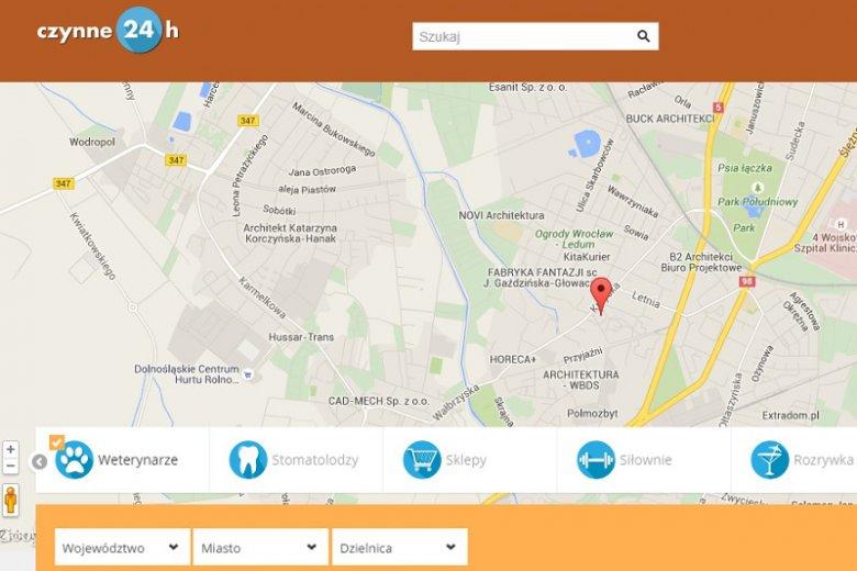 Oto sen, który stał się rzeczywistością. Ruszyła pierwsza w Polsce wyszukiwarka wszelkich usług czynnych 24h na dobę - Czynne24h.pl