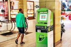 Branża pożyczkowa przeszła długą drogę - obecnie legalnie można pożyczyć pieniądze nawet w automacie