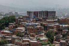 Caracas - stolica Wenezueli.