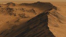 Być może na Marsie mogło powstać życie takie jakie jest obecne na ziemskich pustyniach.