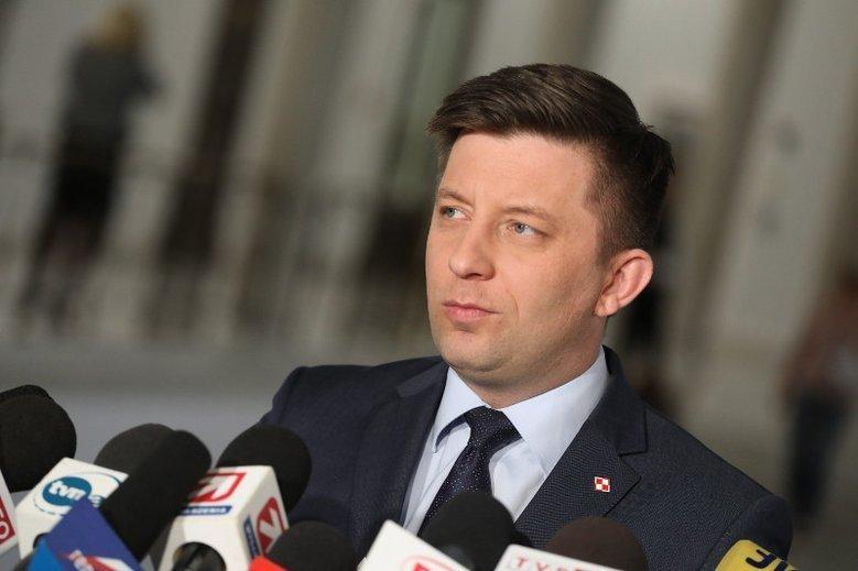 Konkretne wyliczenia kosztów nowej piątki PiS podał Michał Dworczyk, szef KPRM.