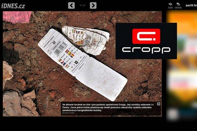 Fala krytyki, która wylała się na właściciela marki Cropp i Reserved okazała się w dłuższej perspektywie bez znaczenia