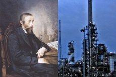 Ignacy Łukasiewicz to ojciec przemysłu naftowego.