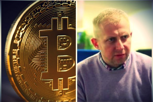 Paweł Kuskowski, szef Coinfirm Blockchain Lab