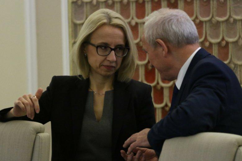 Minister finansów Teresa Czerwińska szykuje zmiany w systemie podatkowym. Dotkną między innymi podatku CIT