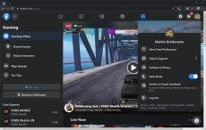 Facebook od marca 2020 r. planuje wprowadzić zmiany w wyglądzie serwisu w wersji na desktopy.