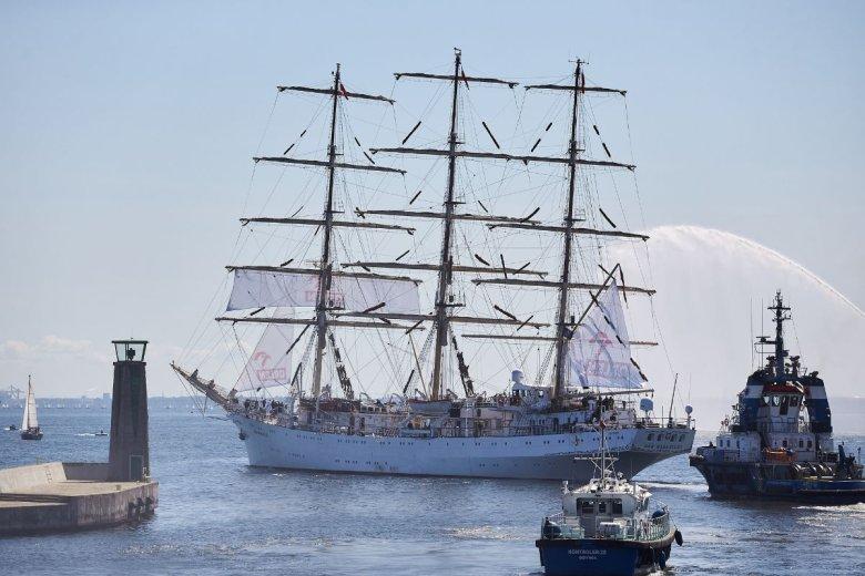 Marynarze pod obcymi banderami będą wolni od podatku dochodowego.