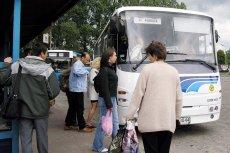 Na przywracanie transportu autobusowego nie ma pieniędzy.
