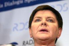 Rząd do negocjacji z nauczycielami wystawił Beatę Szydło. W przeddzień strajku wiele nie ugrała, nauczyciele poczuli się przez nią obrażani