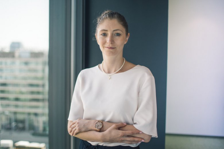 Katarzyna Dąbrowska, Head of Middle Office Trade Processing w Citi