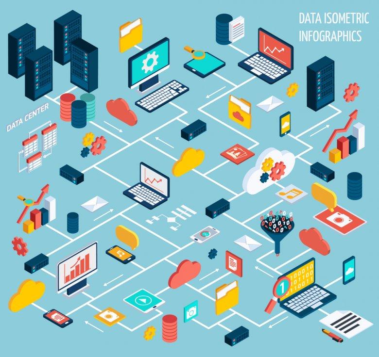 Zarządzanie informacją potrafi być skomplikowane nie tylko w dużych organizacjach...