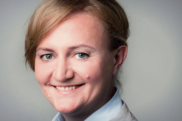 Aneta Kacprzak, założycielka firmy szkoleniowej Sampo