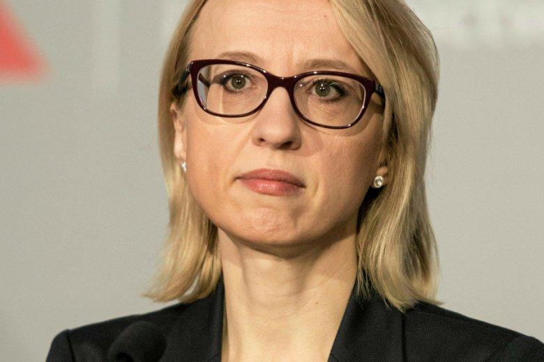 """Minister finansów Teresa Czerwińska ma ochotę utrzymać """"tymczasowo"""" podwyższony w 2011 r. VAT na tym samym poziomie już na stałe."""